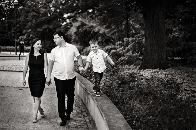 fotografie rodziny
