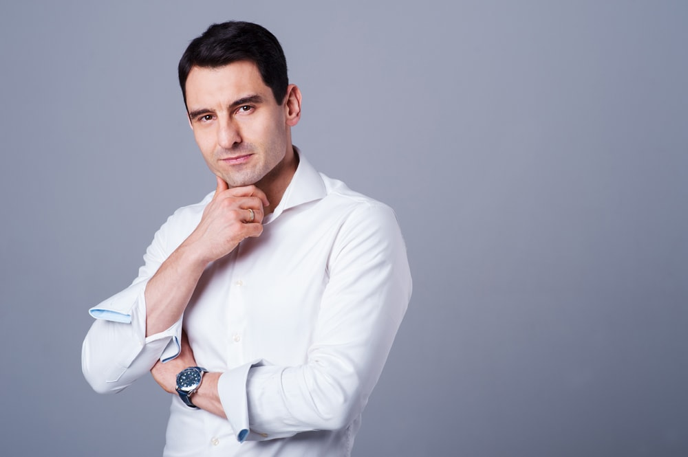 portret studyjny do CV wrocław