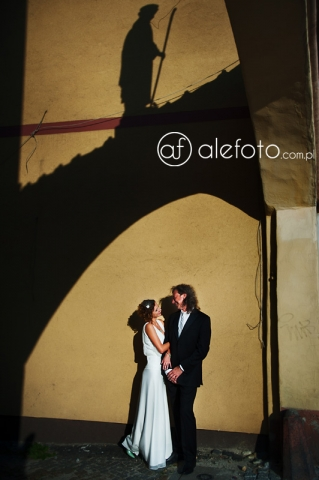 zdjęcia ślubne sobótka