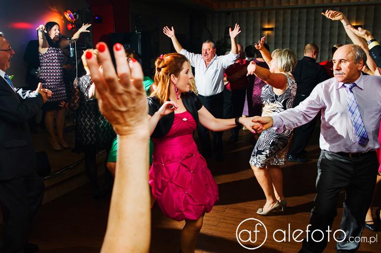 jak oni tańczą na weselu - Stara Garbarnia