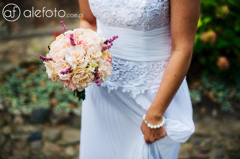 bukiet ślubny Agaty – wybrane ujęcia 8