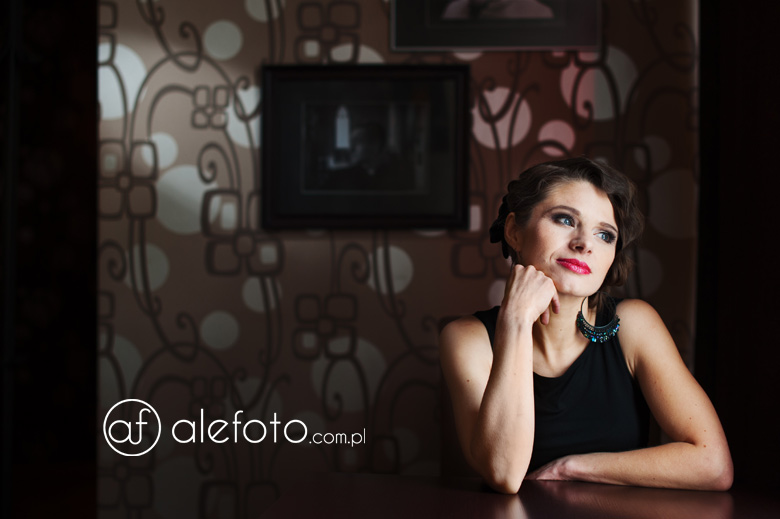 Portrety w kawiarni Cudowne Lata