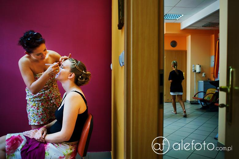 makijaż w salonie fryzjerskim – wybrane ujęcia 11