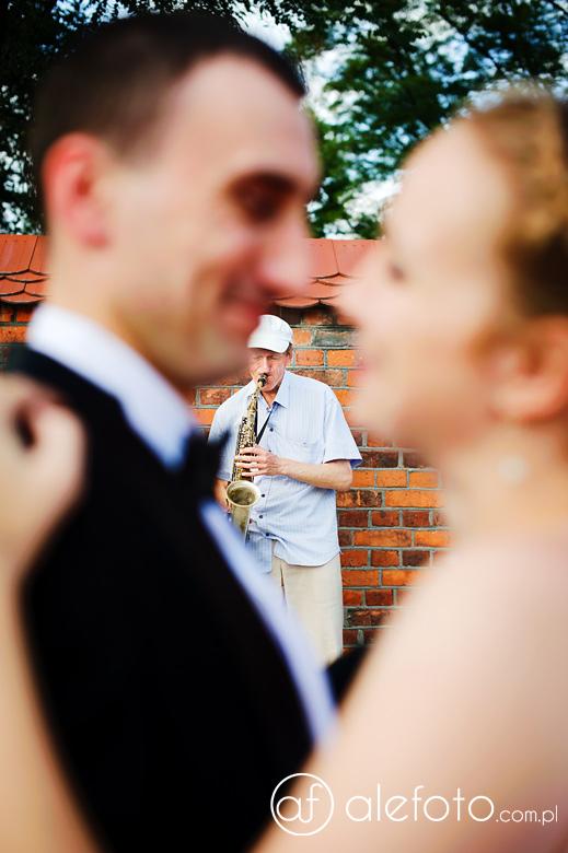 zdjęcia ślubne na Ostrowie Tumskim