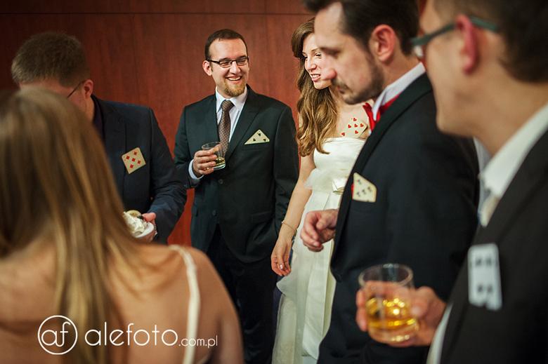 wesele z tematem przewodnim - Legnica