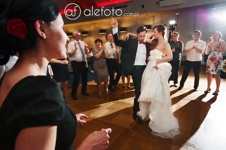 wesele w hotelu Qubus
