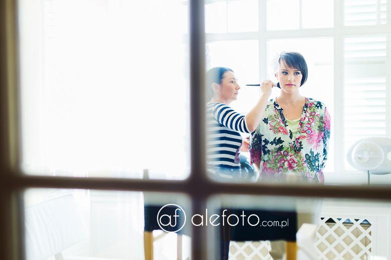 przygotowania ślubne Agaty – wybrane ujęcia 13