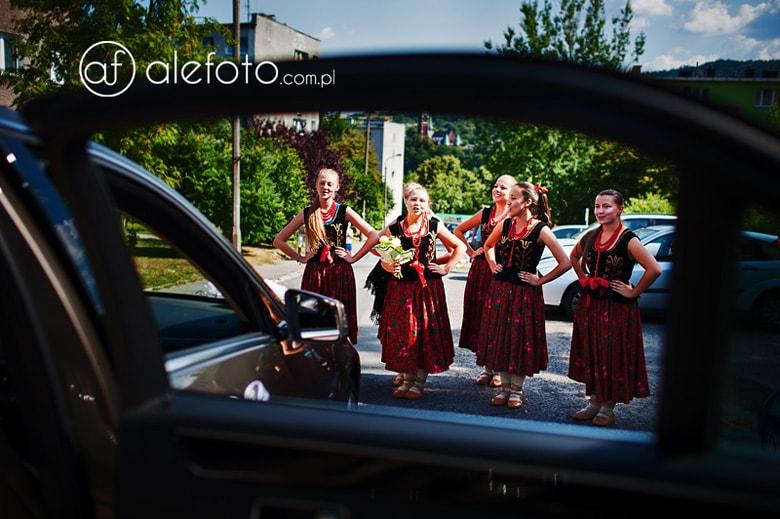 fotograf ślubny Nowa Ruda – Ela i Bartek