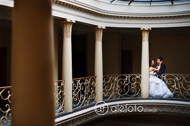 najlepsze zdjęcia ślubne wrocław - plener Eli i Bartka