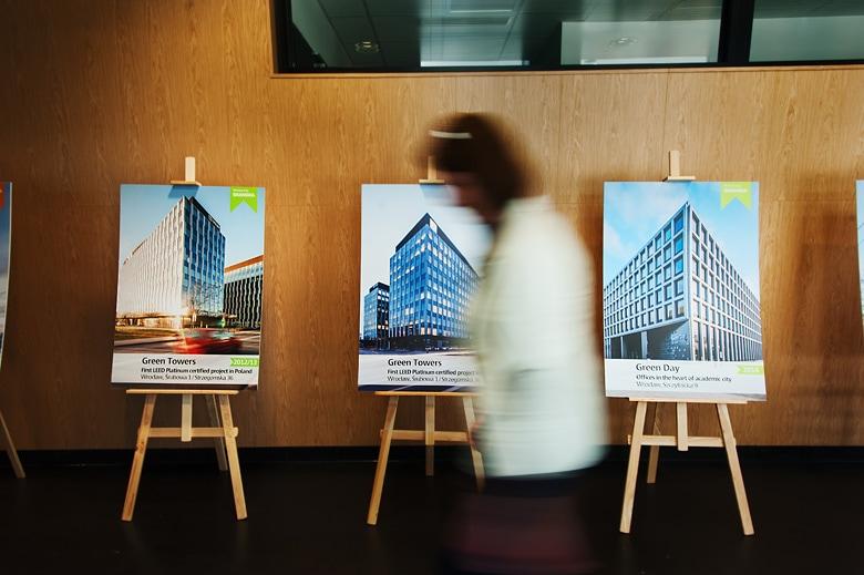 budynki wykonane przez Skanska