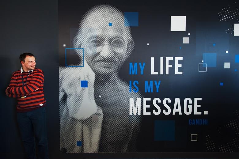 Ghandi - cytat