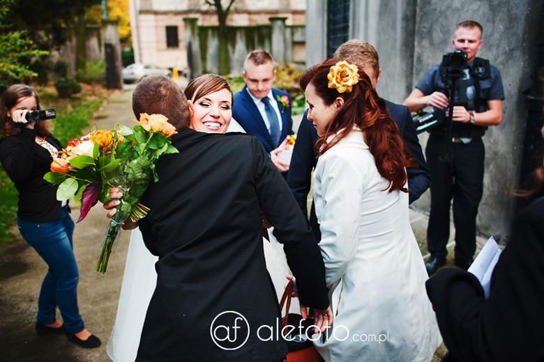 ślub w Legnicy - fotograf
