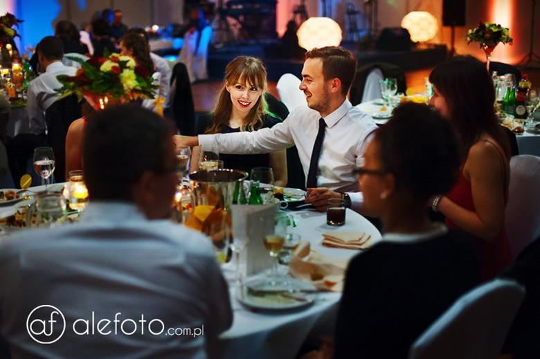 zdjęcia gości weselnych