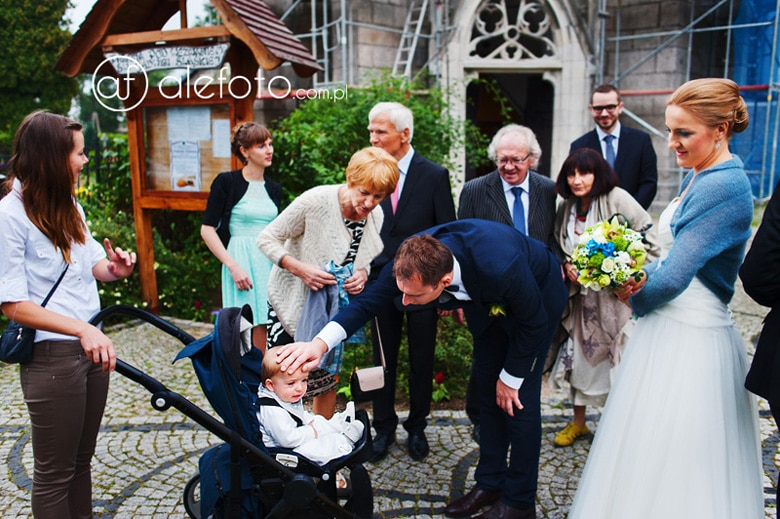 fotograf na ślub - sosnówka