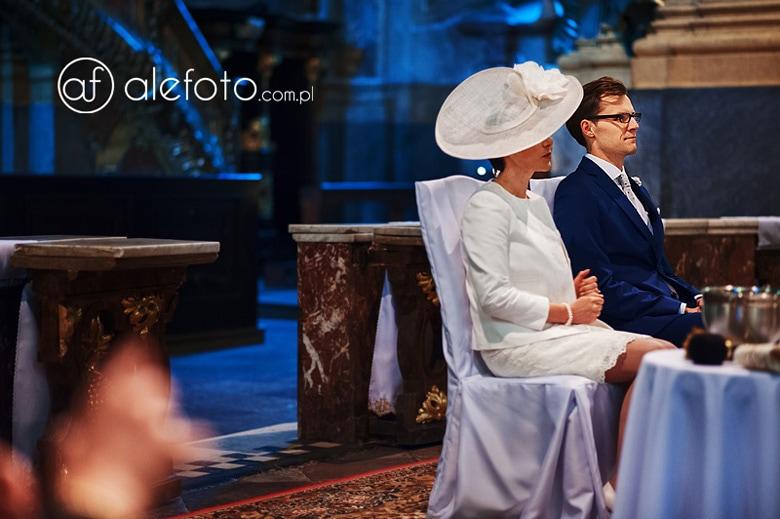 kościół uniwersytecki Wrocław - ślub