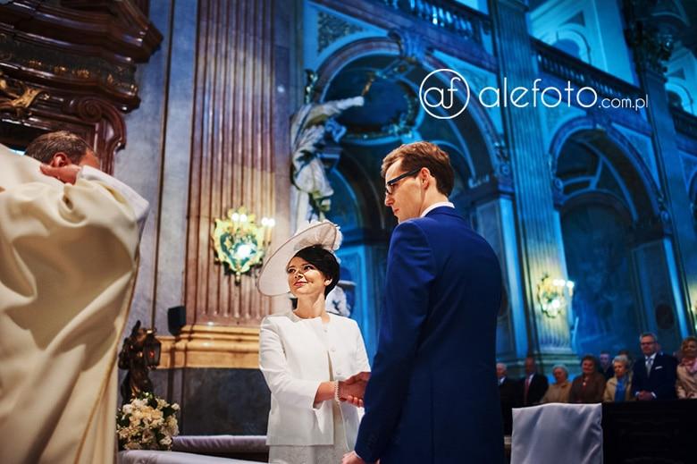 ślub w kościele zdjęcia
