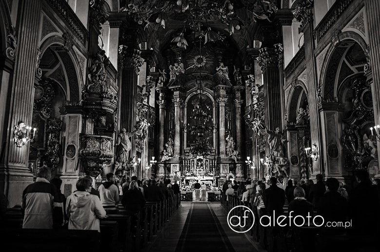 kościół uniwersytecki wrocław
