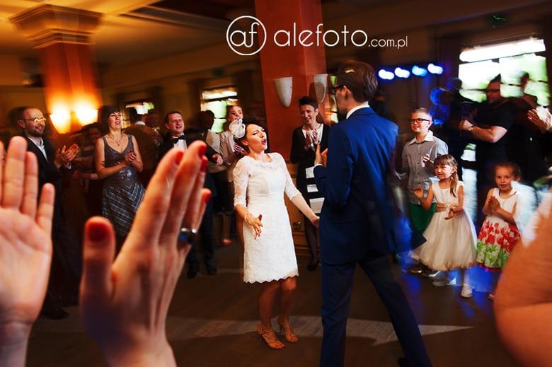 pełne energii zdjęcia ślubne wrocław