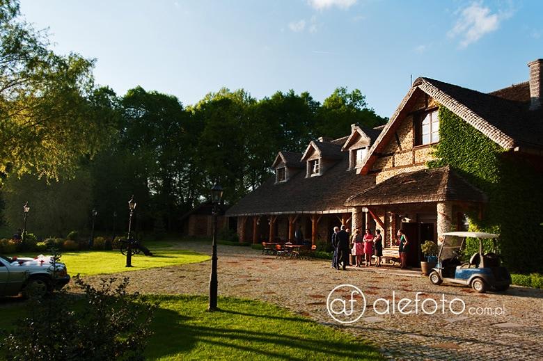 Karczma Miłocin ślub - zdjęcia