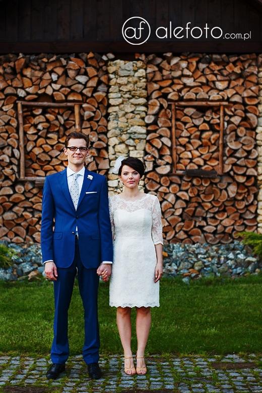 poślubieni portret