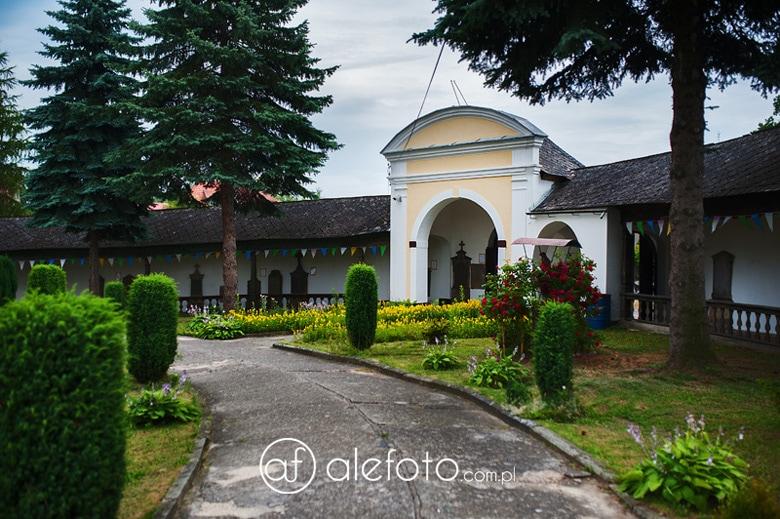kościół Żelazno - zdjęcia