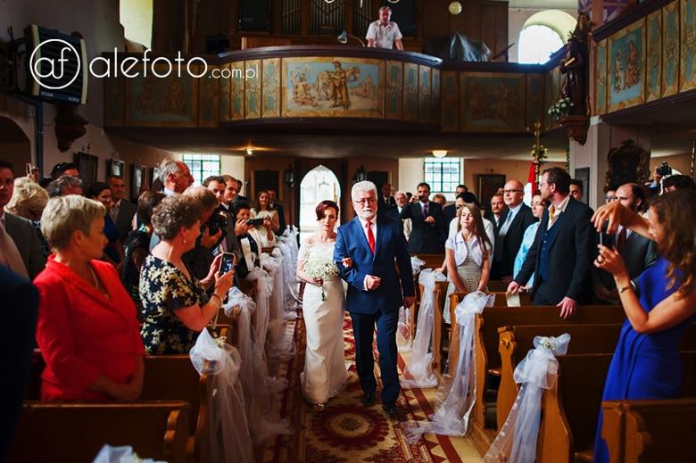 fotograf ślubny Żelazno