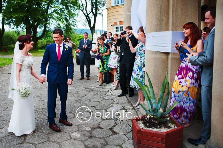 zdjecia ze ślubu Pałac Żelazno