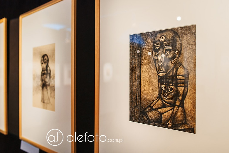 Zdzisław Beksiński wystawa we Wrocławiu