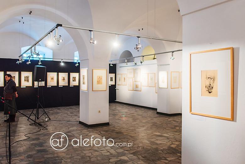 Centrum Kultury Zamek - wystawa