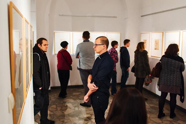 fotoreportaż z wystawy we Wrocławiu