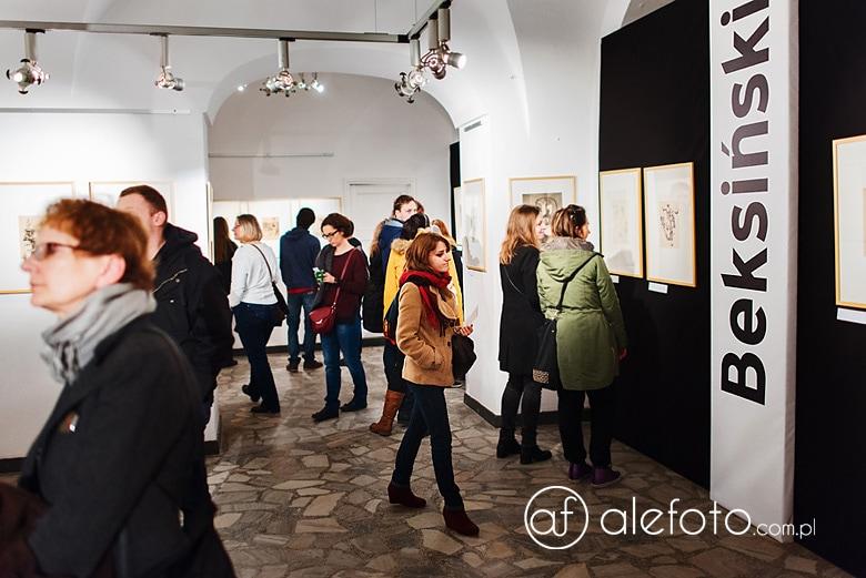 wystawa Beksińskiego w rocznicę śmierci