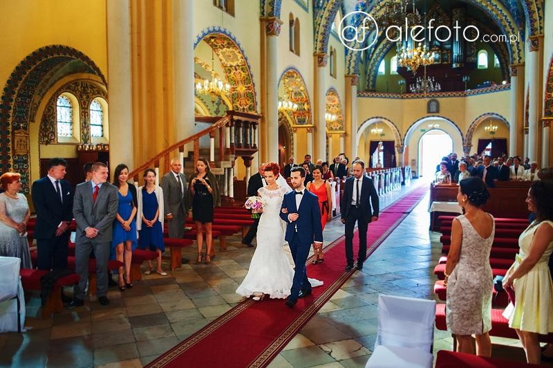 zdjecia ślubne Ostrów Wielkopolski