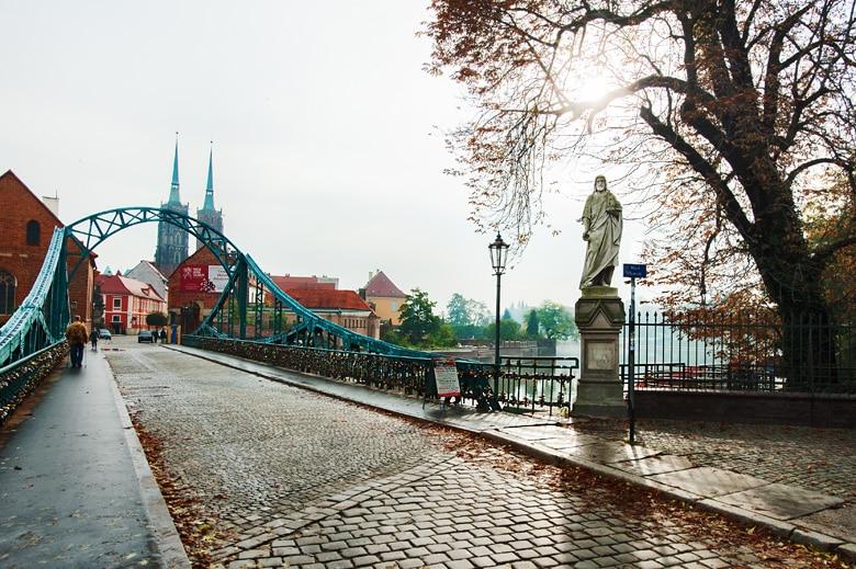 Ciekawe miejsca we Wrocławiu – fotografia (głównie) architektury wrocławskiej
