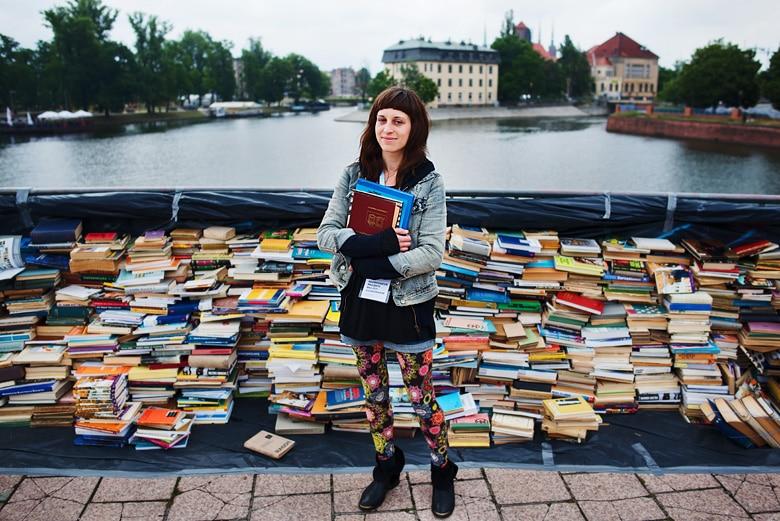 ESK Mosty- tonący książki się chwyta