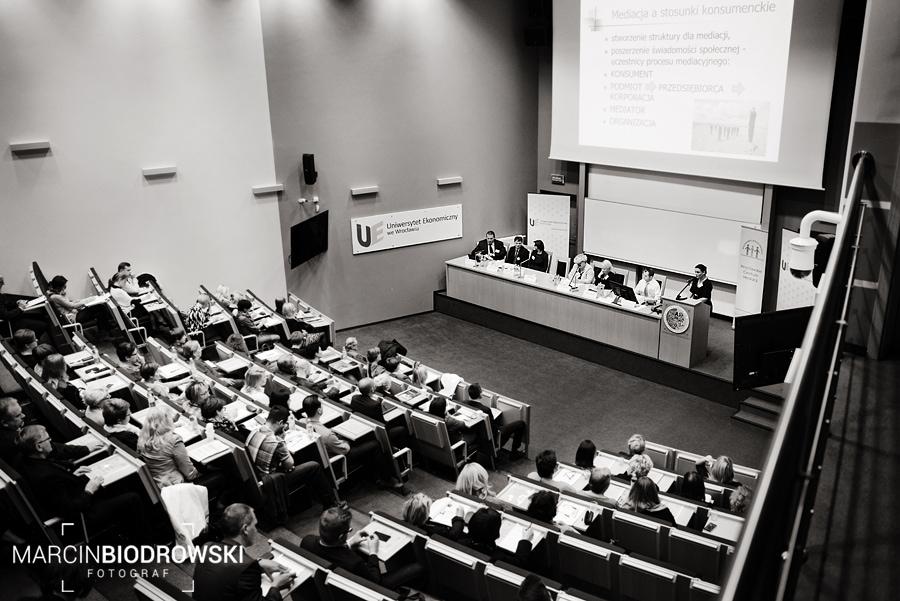 fotoreporter na konferencję Wrocław