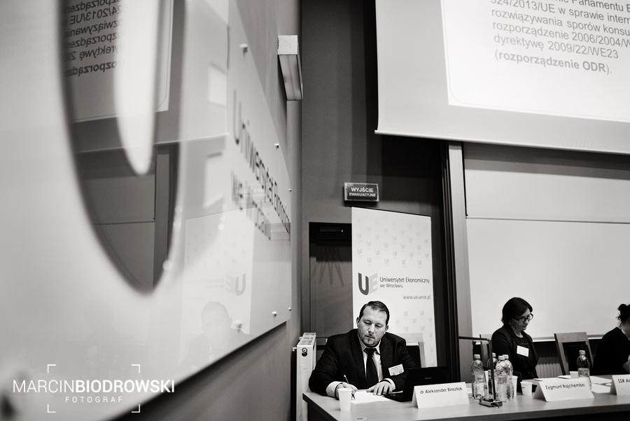 Konferencja mediacyjna | fotoreporter Wrocław