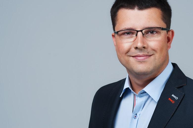 Portret do kampanii wyborczej | portrety studyjne Wrocław