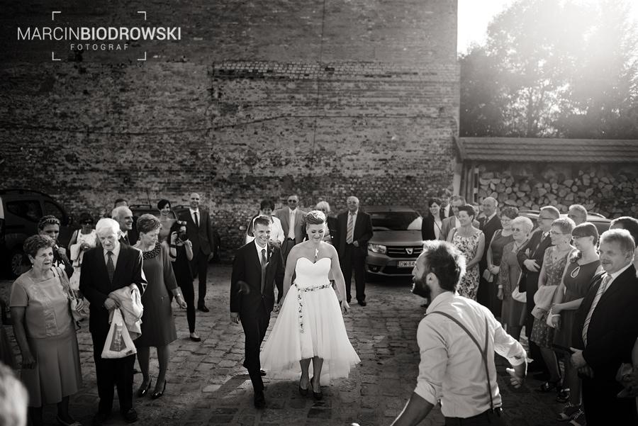 najlepsze zdjęcia czarno-biale ze ślubu