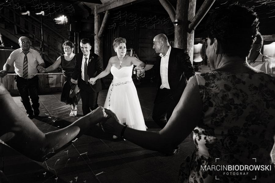 klasyczny fotoreportaż ślubny