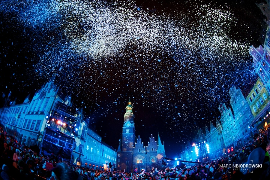 Zdjęcia z weekendu otwarcia ESK 2016 we Wrocławiu