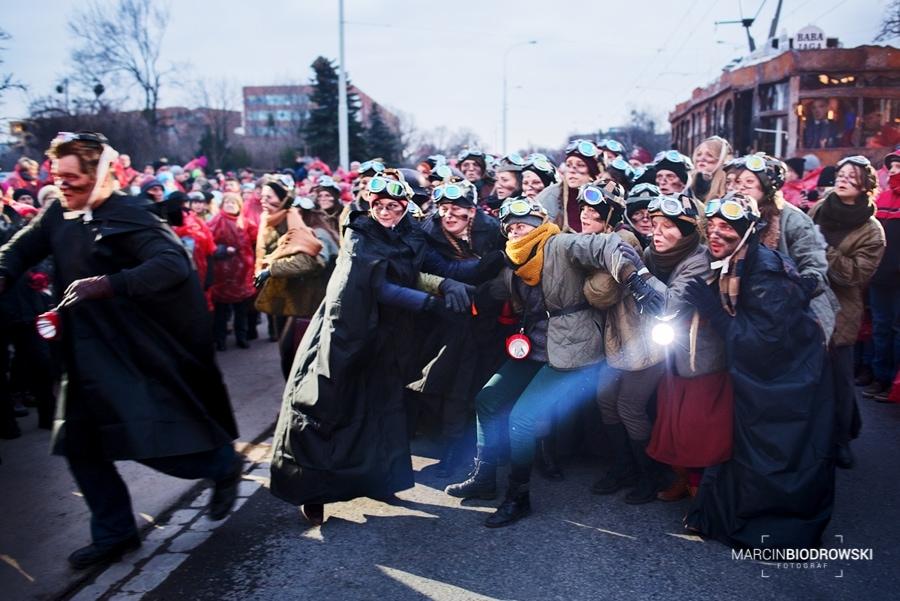 Rozpoczęcie pochodu - Duch Odbudowy
