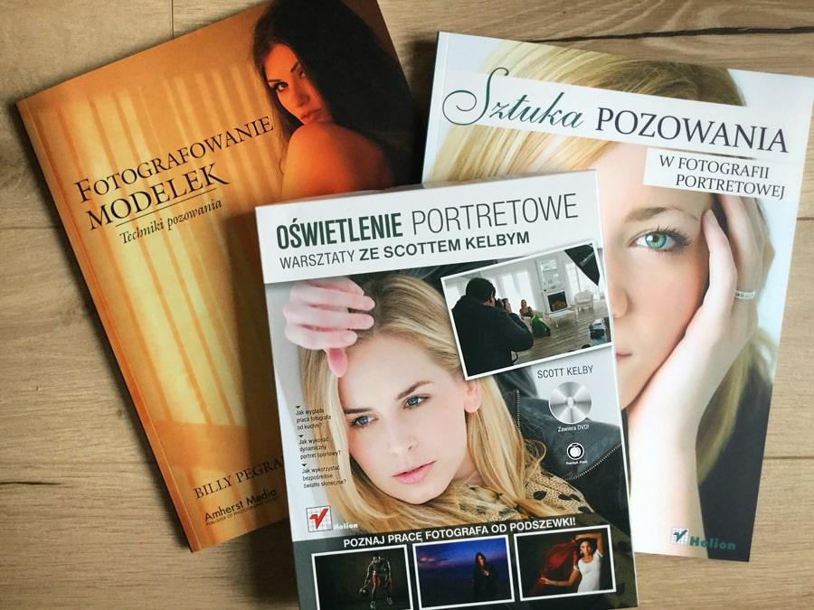 3 poradniki o fotografii portretowej | książki dla fotografa