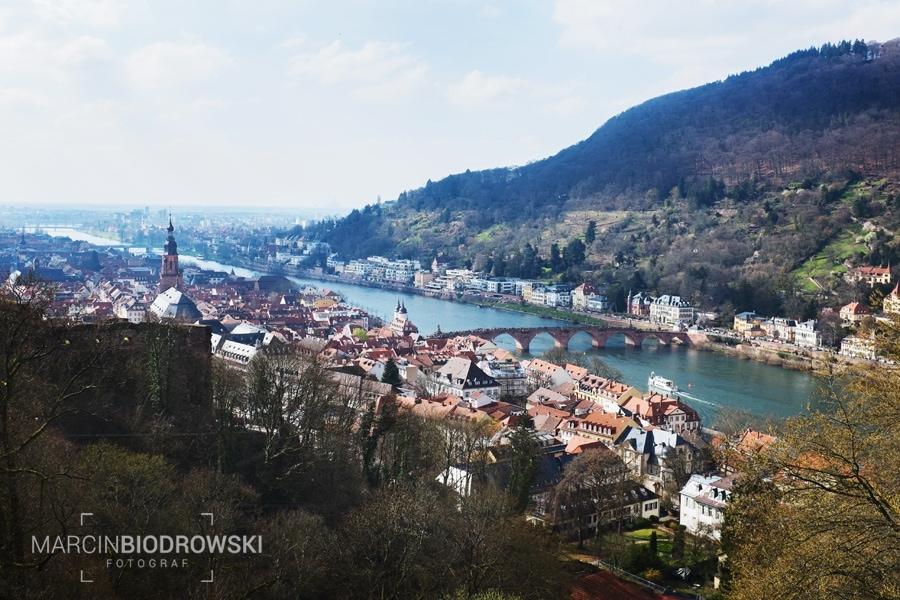 Heidelberg - zdjęcia miasta