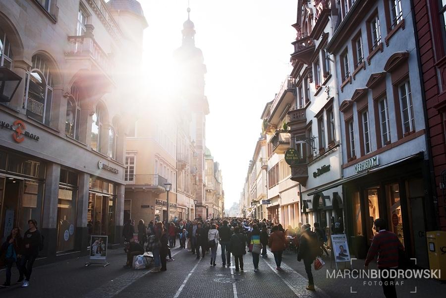 Heidelberg street photos