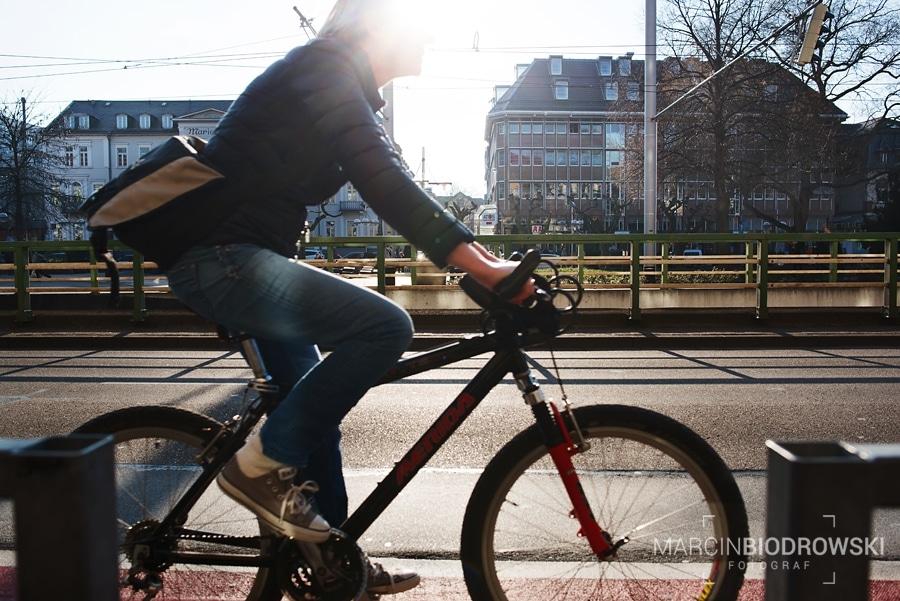 rower na zdjeciach
