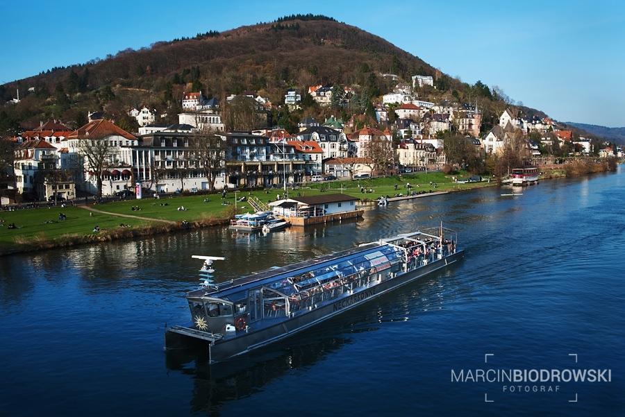 Heidelberg - rzeka