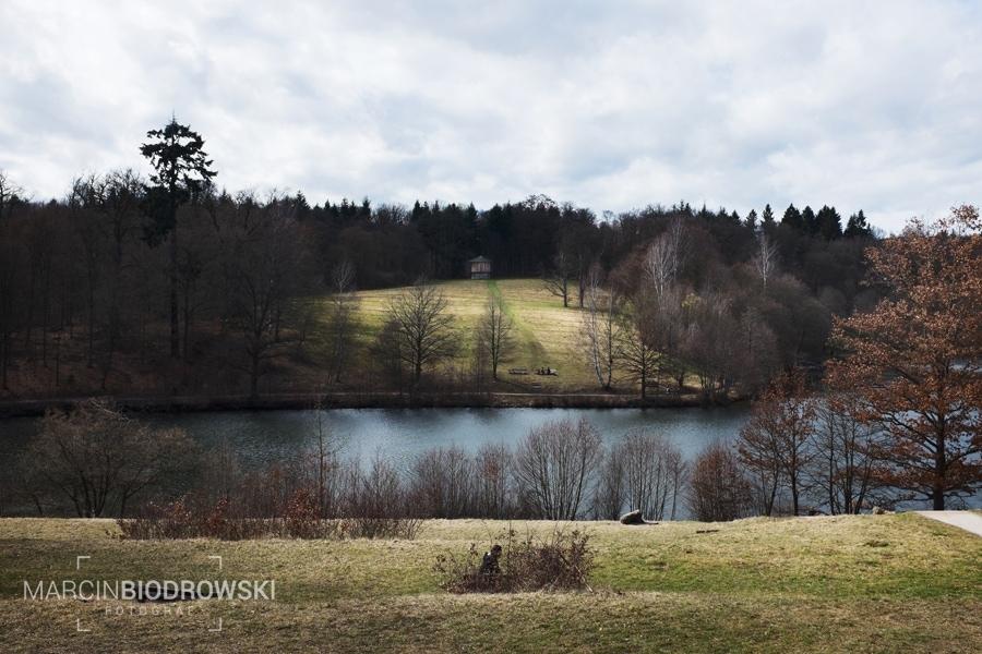 jeziorka pod Stuttgartem