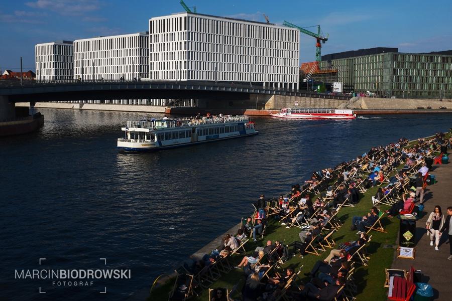 rzeki i kanały w Berlinie