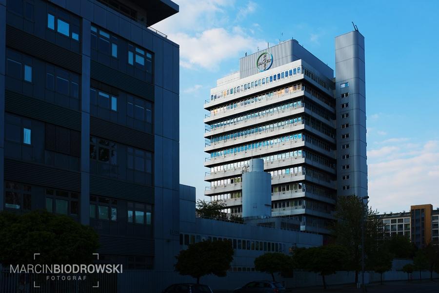 siedziba firmy Bayer w Berlinie