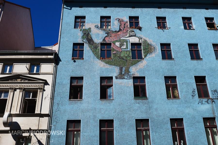 grafitti na kreuzbergu
